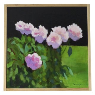 "Anne Carrozza Remick ""Peonies"" Original Painting"