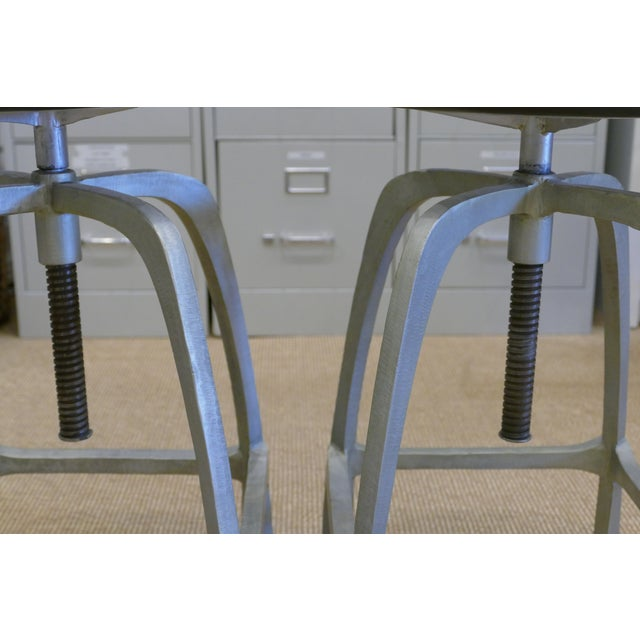 Made Goods Beckett Counter Stools - A Pair For Sale - Image 4 of 7