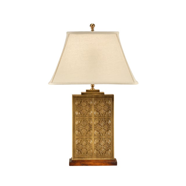 Wildwood Tea Box Lamp For Sale