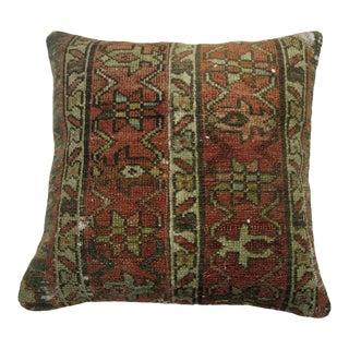 Square Heriz Pillow For Sale