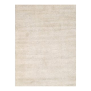 """Pasargad N Y Modern Grass Hand-Knotted Rug - 8′ X 9'10"""""""