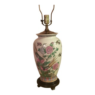 Chinoiserie Table Lamp For Sale