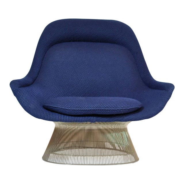 Pair of Warren Platner Lounge Chairs For Sale