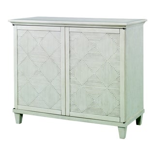 Century Furniture Catalina 2 Door Credenza, Peninsula For Sale