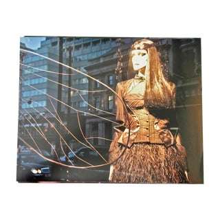 """""""Alexander McQueen at Harvey Nick's, London"""" Contemporary Photograph Print by Louise Weinberg For Sale"""