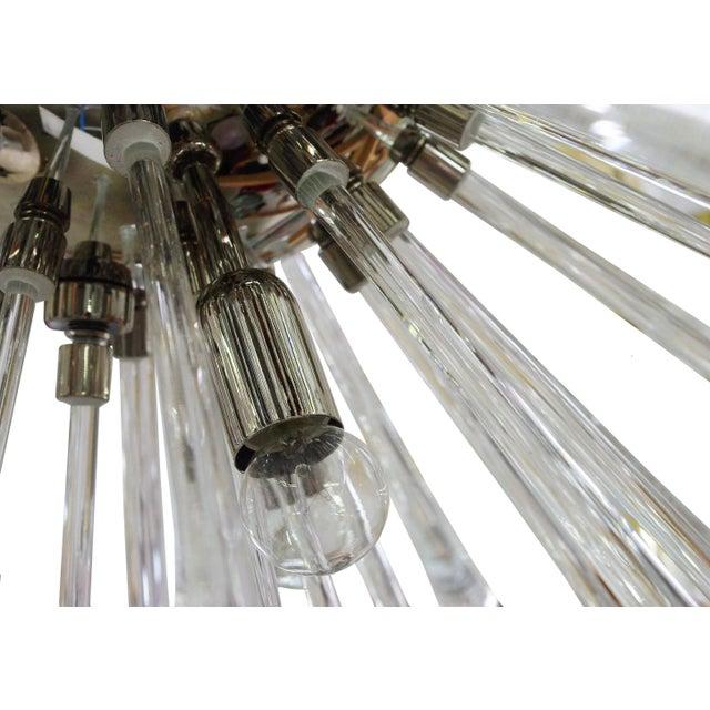 Italian Bollicine Sputnik Chandelier by Fabio Ltd For Sale - Image 3 of 6