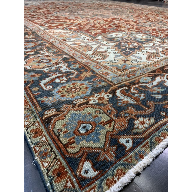 Heriz rugs are Persian rugs from the area of Heris, East Azerbaijan in northwest Iran, northeast of Tabriz.[1] Such rugs...