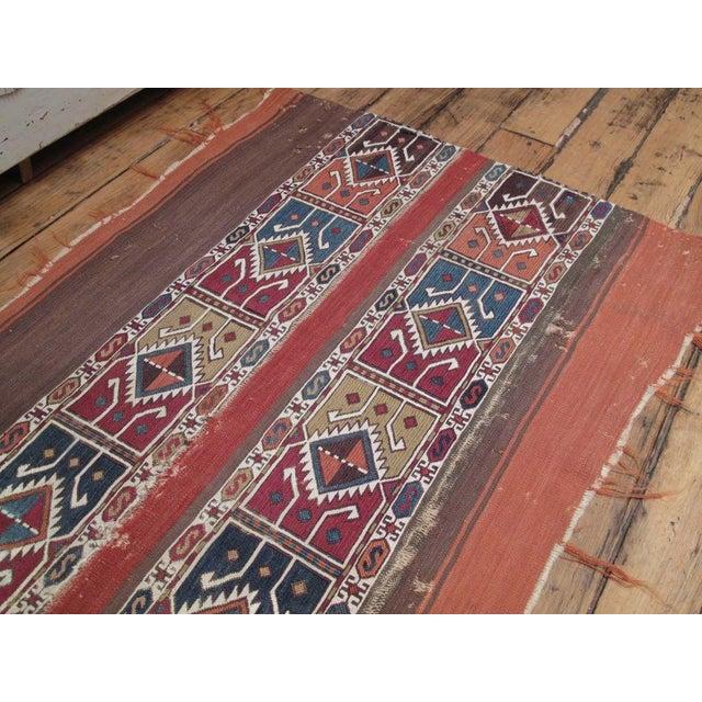 "Antique ""Grain Sack"" (open) For Sale - Image 4 of 7"