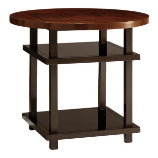 Councill Aiden Rosewood Side Table For Sale