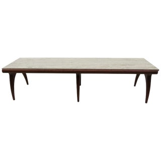 Bertha Schaefer Mid-Century Modern Coffee Table For Sale