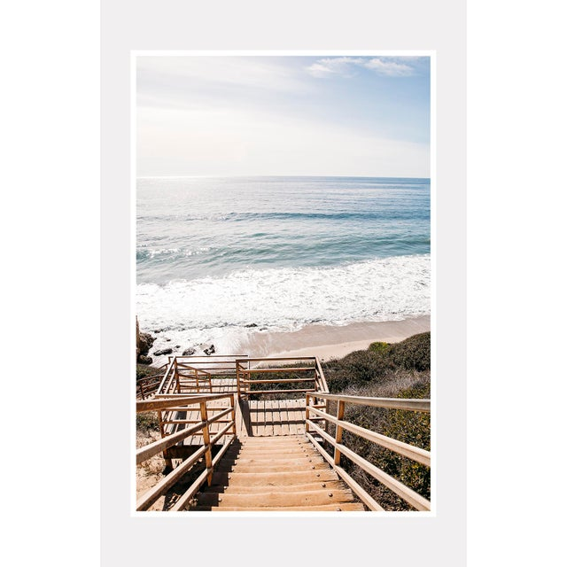 Original photograph of the iconic El Matador Beach in Malibu, California. Lightjet Type C Print 24x36in Lightjet prints...