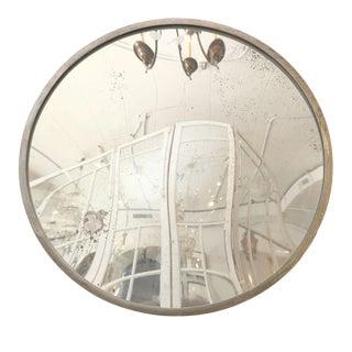 Round Convex Mirror For Sale