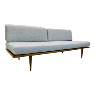 Mid Century Modern George Nelson Style Daybed Sofa For Sale