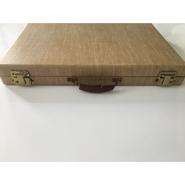 Vintage Backgammon Set - Image 6 of 8