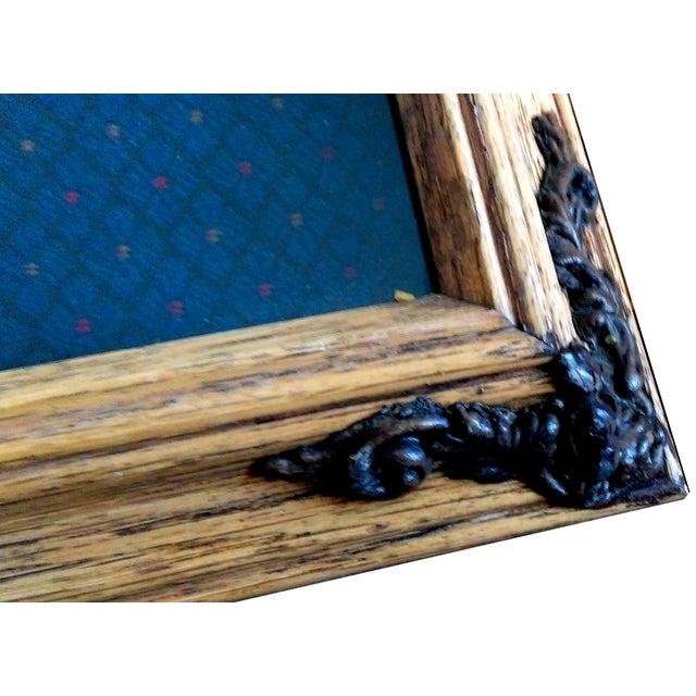"""Framed Varsity Letterman's """"B"""" Sweater - Image 4 of 9"""