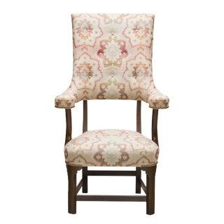 Truex American Furniture the George Chair in Floral