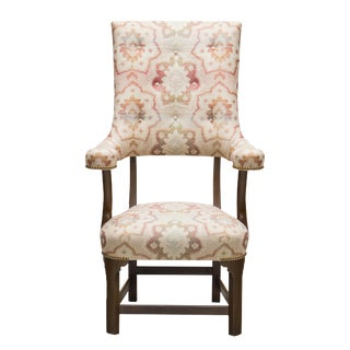 "Truex American Furniture The"" George ""Chair in Floral: Weekend Special $480.00"