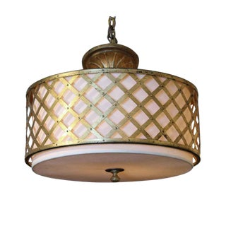 Waldorf Astoria Pendant Light For Sale