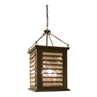 Currey & Co. Passage Lantern For Sale