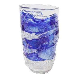 Murano Glass Vase For Sale