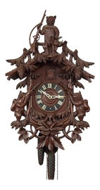 Image of Folk Art Clocks