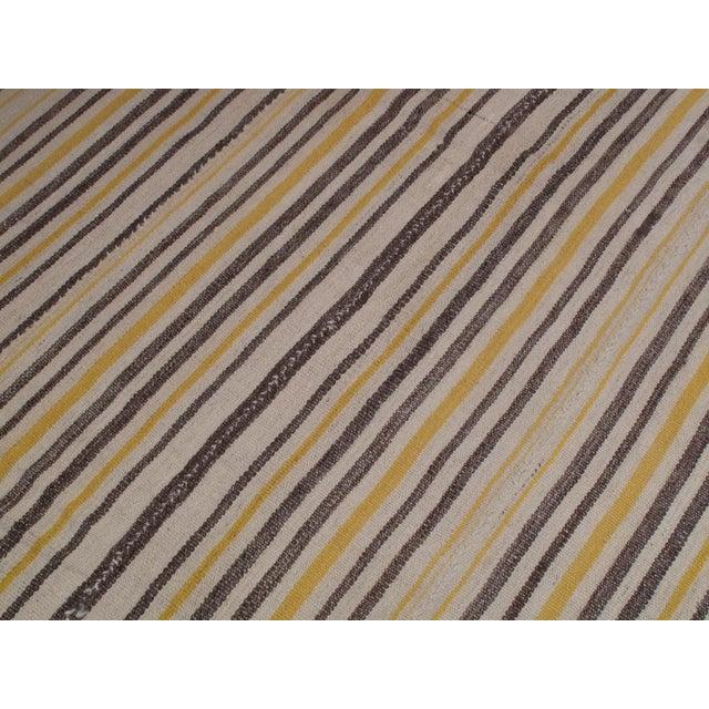 Striped Jajim For Sale In New York - Image 6 of 8