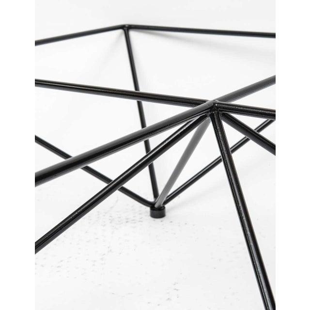 Minimalist Geometric Paolo Piva Alanda Coffee Table - Image 7 of 10