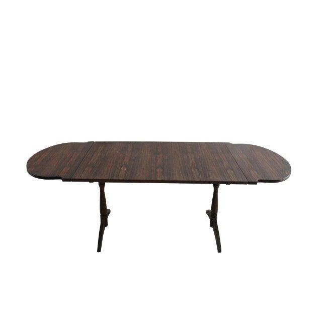 Danish Modern Rosewood Coffee Table - Image 1 of 3