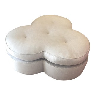Century Furniture Clover Ottoman
