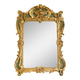 French Antique Louis XV Mirror, 18th Century For Sale