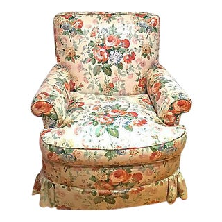 Vintaage Colefax & Fowler Floral Chintz Chair