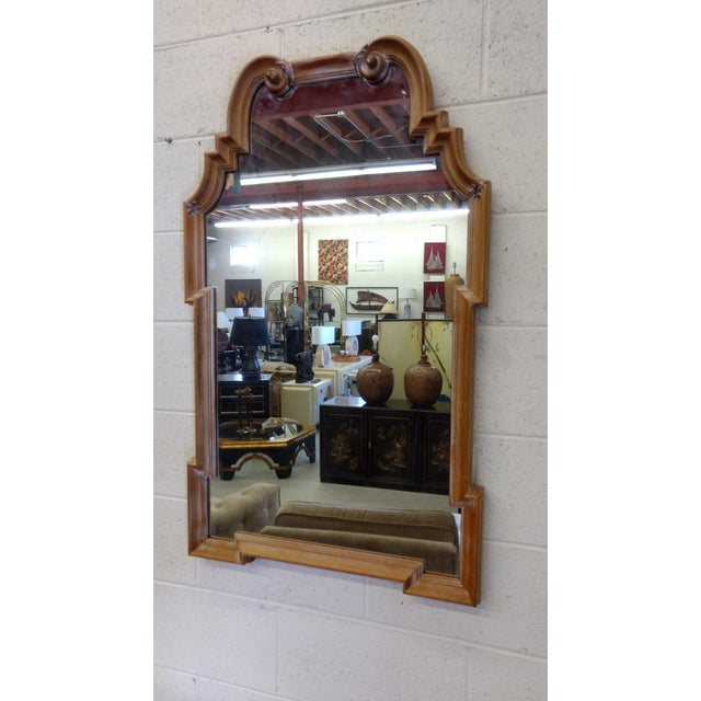 Vintage Ethan Allen Italian Made Gold Mirror - Image 3 of 7