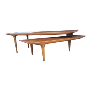 Lane Cosmopolitan Switchblade Coffee Table For Sale