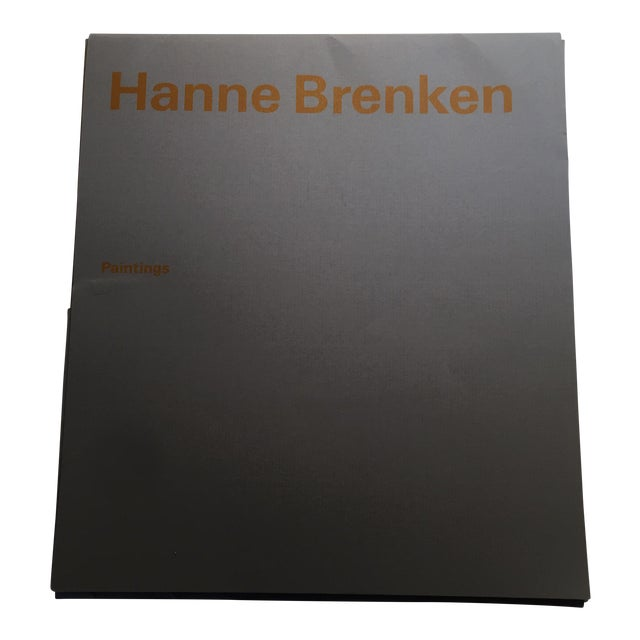 'Hanne Brenken' Book of Paintings For Sale