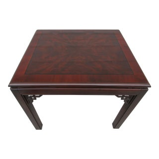 Drexel Side Table -Chippendale Series