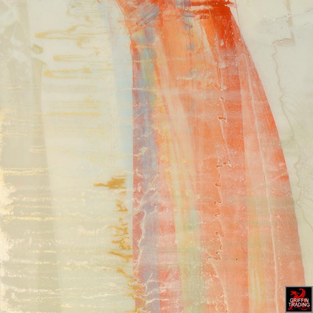 Untitled Abstract Painting 7453 For Sale - Image 4 of 6