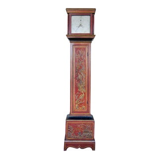 Tall Case London Regulator Clock For Sale