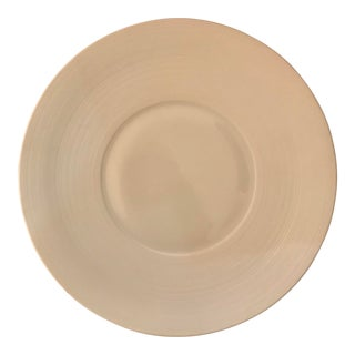 Jl Coquet France Hemisphere White Plate For Sale