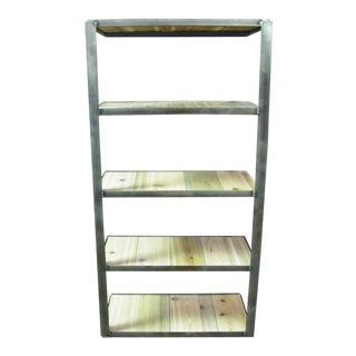 Coastal Style Bookshelf