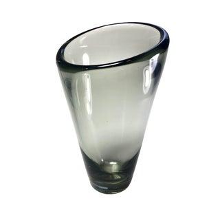 Per Lutken Holmegaard Danish Modern Vase For Sale