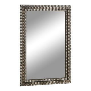Global Views Moroccan Style Mop Inlay Bhawana Wall Mirror For Sale