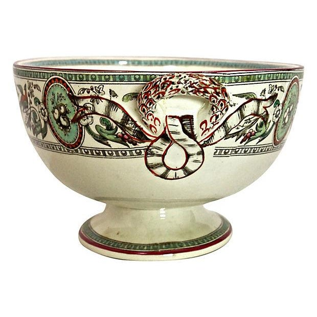 Antique French Chinoiserie Soup Tureen - Image 6 of 9