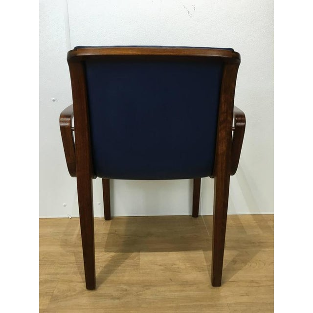 Mid-Century Modern Two Bill Stephens for Knoll Dining Chairs For Sale - Image 3 of 6