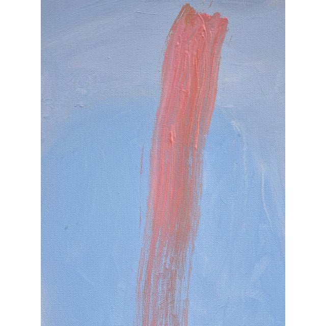 "Stephen Remick Abstract Painting ""Hope Springs - Uprising"" by Stephen Remick For Sale - Image 4 of 7"