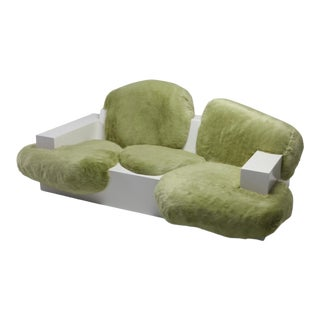 Pillow Couch by Schimmel & Schweikle From the CrossFit Collection For Sale