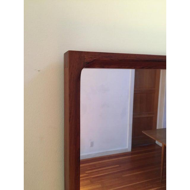 Glas Master Markaryd Mid-Century Glass Master Markaryd Rectangular Mirror For Sale - Image 4 of 9