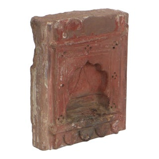 Sandstone Votive Holder For Sale