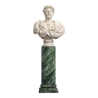 Bust of Marcus Aurelius For Sale