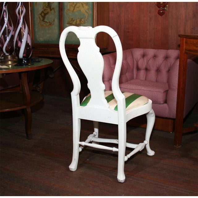 1940s Vintage Dorothy Draper Side Chairs- Set of 4 For Sale - Image 15 of 21