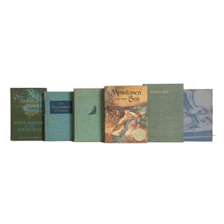 Storm-Surge Vintage Nautical Book Collection, (S/20) Preview